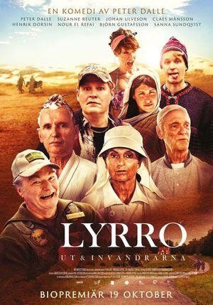 Affisch för Lyrro - Ut & Invandrarna