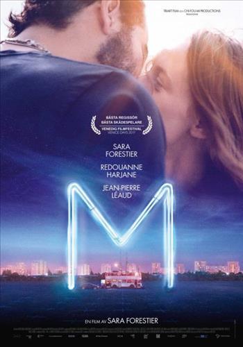 Affisch för M