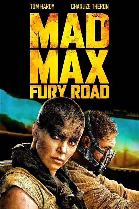 Affisch för Mad Max: Fury Road