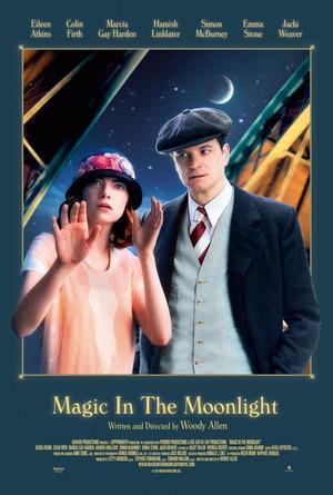 Affisch för Magic In The Moonlight