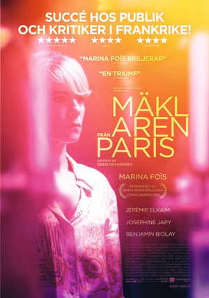 Affisch för Mäklaren Från Paris