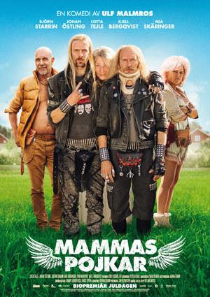 Affisch för Mammas Pojkar