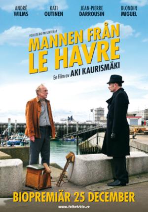 Affisch för Mannen Från Le Havre