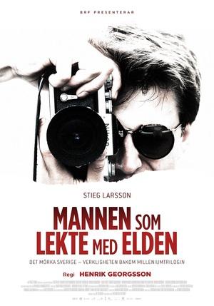 Affisch för Mannen Som Lekte Med Elden