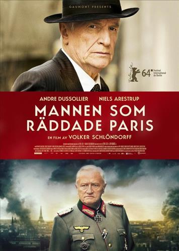 Affisch för Mannen Som Räddade Paris