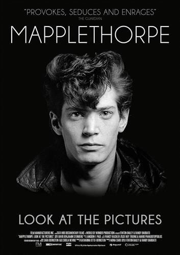 Affisch för Mapplethorpe: Look At The Pictures