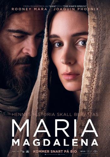 Affisch för Maria Magdalena
