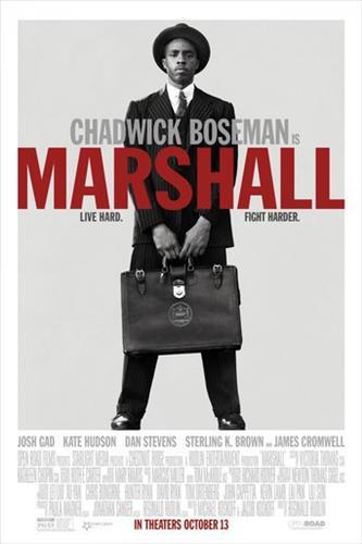 Affisch för Marshall