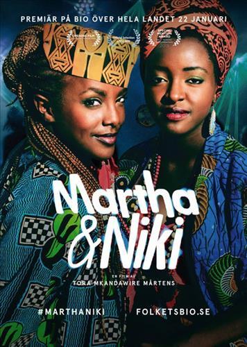 Affisch för Martha & Niki