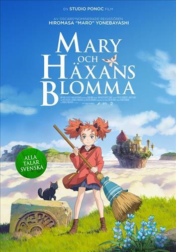 Affisch för Mary Och Häxans Blomma