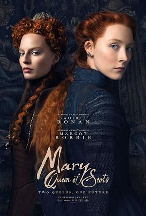 Affisch för Mary Queen Of Scots