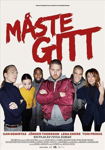 Affisch för Måste Gitt