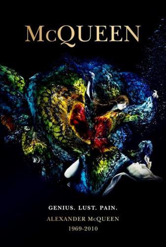 Affisch för McQueen