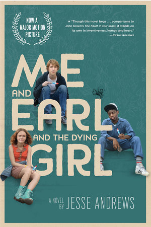 Affisch för Me And Earl And The Dying Girl