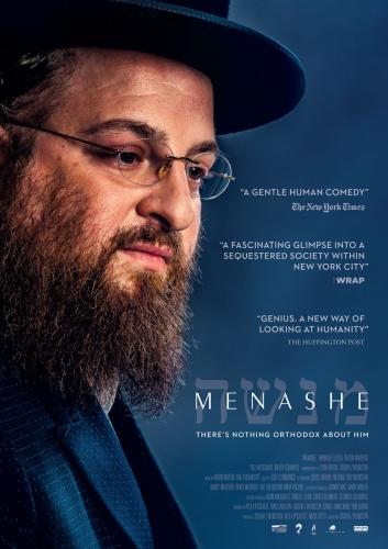 Affisch för Menashe
