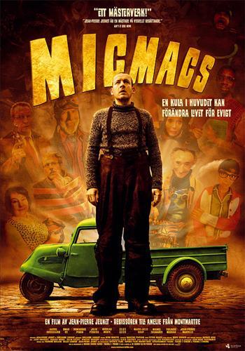 Affisch för Micmacs