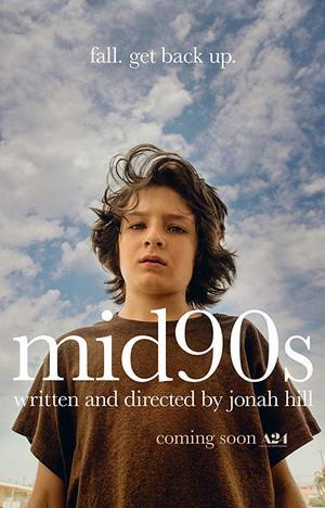 Affisch för Mid90s