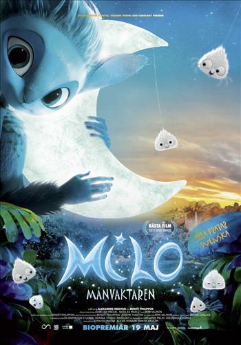 Affisch för Milo - Månvaktaren
