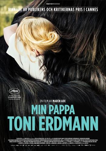 Affisch för Min Pappa Toni Erdmann
