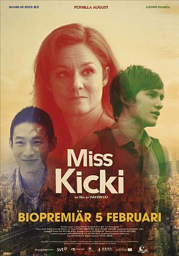 Affisch för Miss Kicki