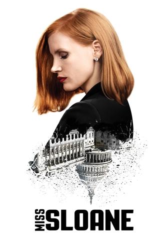 Affisch för Miss Sloane