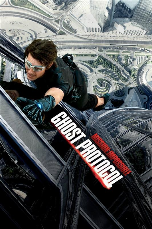 Affisch för Mission: Impossible - Ghost Protocol