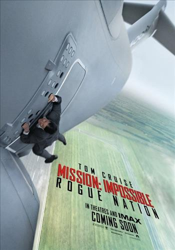 Affisch för Mission: Impossible - Rogue Nation