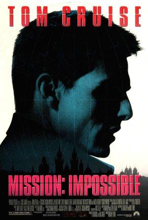 Affisch för Mission: Impossible