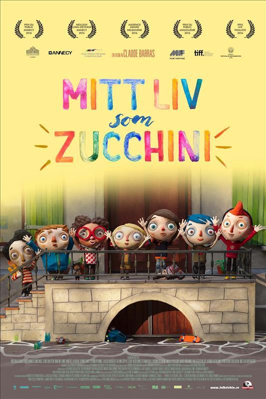 Affisch för Mitt Liv Som Zucchini
