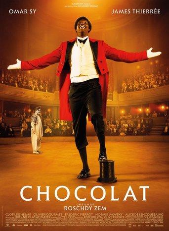 Affisch för Monsieur Chocolat