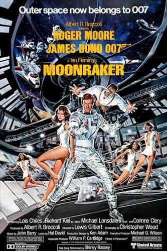 Affisch för Moonraker