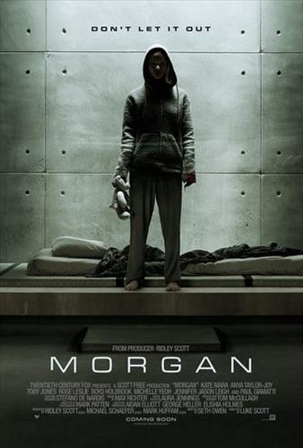 Affisch för Morgan