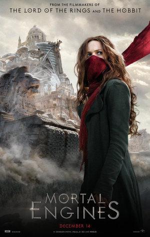 Affisch för Mortal Engines