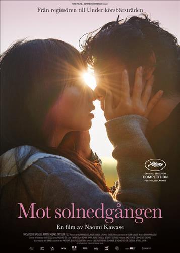 Affisch för Mot Solnedgången