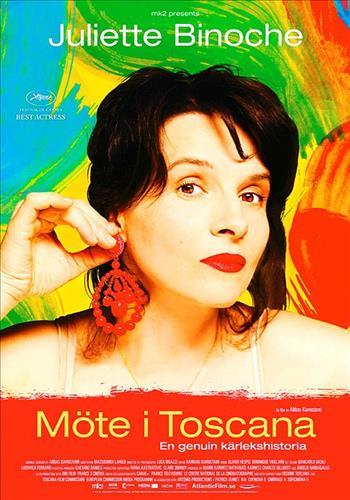 Affisch för Möte I Toscana