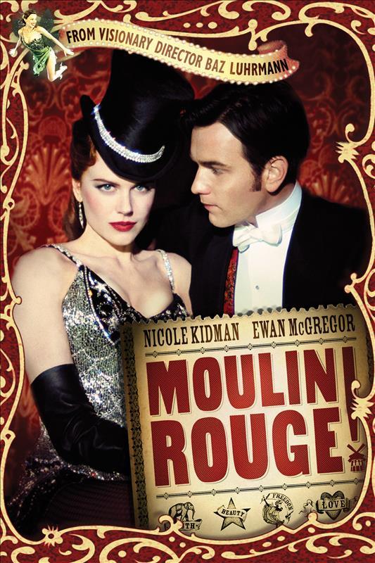 Affisch för Moulin Rouge