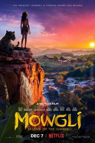Affisch för Mowgli