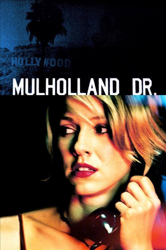 Affisch för Mulholland Drive