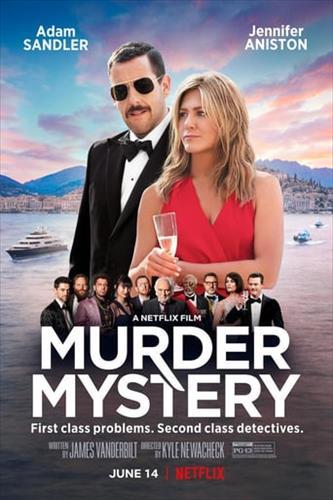 Affisch för Murder Mystery