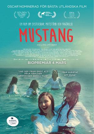 Affisch för Mustang