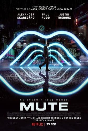 Affisch för Mute