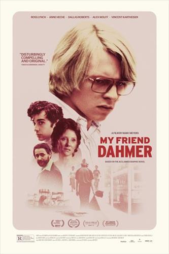 Affisch för My Friend Dahmer