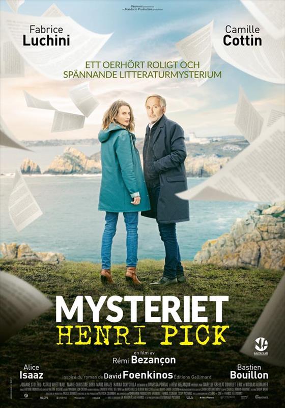 Affisch för Mysteriet Henri Pick