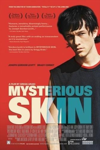 Affisch för Mysterious Skin