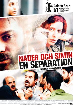 Affisch för Nader Och Simin - En Separation