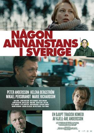 Affisch för Någon Annanstans I Sverige