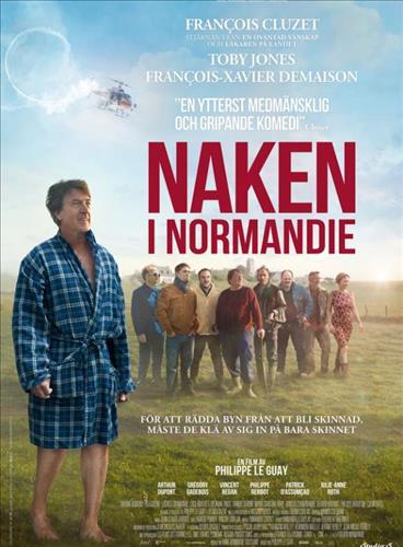 Affisch för Naken I Normandie