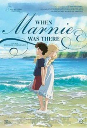 Affisch för När Marnie Var Där