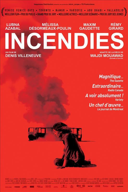 Affisch för Nawals Hemlighet