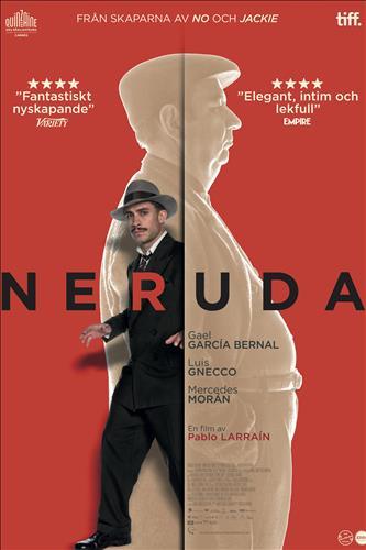 Affisch för Neruda